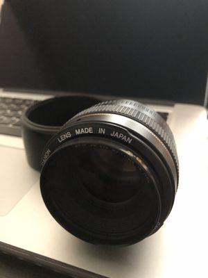 Canon 50mm for Sale in Manassas, VA