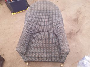 Chair With Wheels for Sale in La Habra Heights, CA