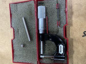 Starrett wall micrometer for Sale in Atascocita, TX