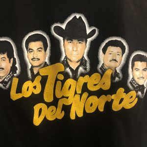 Los Tigers Del Norte - Concert T-shirt for Sale in Ontario, CA