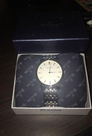 Bulova Silver Watch (Classic) for Sale in San Diego, CA