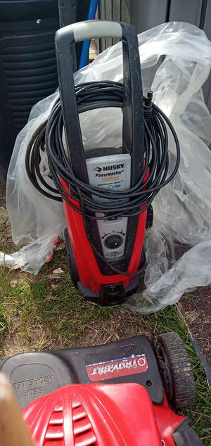 Husky pressure washer electric for Sale in Sunbury, OH