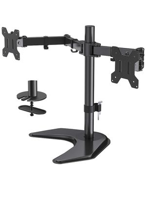 HUANUO Dual Arms Monitor Stand Brand New for Sale in Ontario, CA