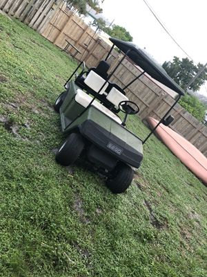 Golf Cart $2150 OBO 36V for Sale in Deerfield Beach, FL