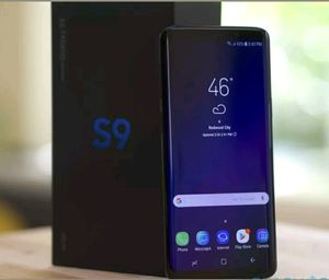 New Black Samsung Galaxy S9 Unlocked DESBLOQUEADO Liverado T-mobile metro att Cricket Verizon and more for Sale in Los Angeles, CA