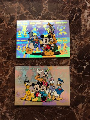 Mickey Mouse cards for Sale in Kent, WA