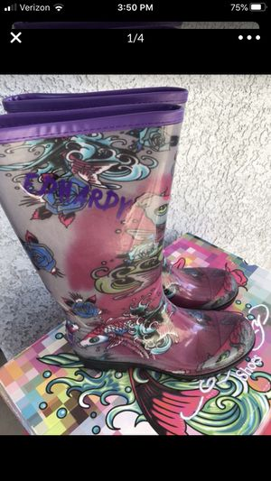 Ed Harley Rain Boots for Sale in Norwalk, CA