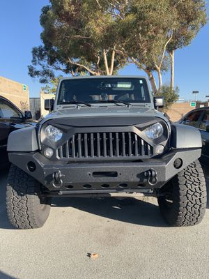 2014 Jeep Wrangler Rubicon unlimited for Sale in San Diego, CA