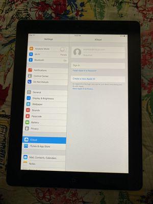 iPad 2 16Gb 9.7inch for Sale in San Jose, CA