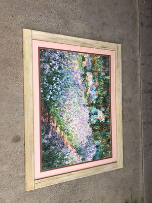 Irises, Claude Monet for Sale in Hemet, CA