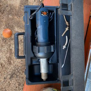 Chicago welder plastic welding kit for Sale in Riverside, CA