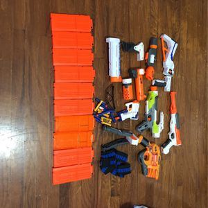 Nerf Guns Package for Sale in Miami, FL