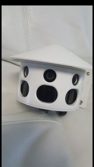 VIVOTEX NETWORT CAMERA MULTISENSOR 180 DEGREES PANORAMICA CAMERA ( NEED WIRES) for Sale in Tampa, FL
