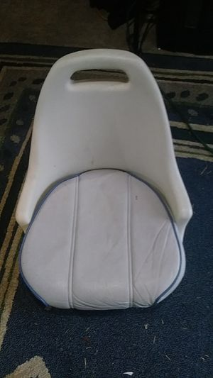 Boat seat for Sale in Mountlake Terrace, WA