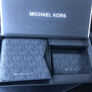 MENS MICHAEL KORS WALLET SET for Sale in Los Angeles, CA