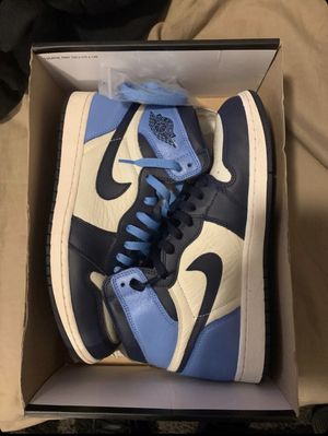 Jordan 1 obsidian new never used size 11.5 for Sale in Salinas, CA