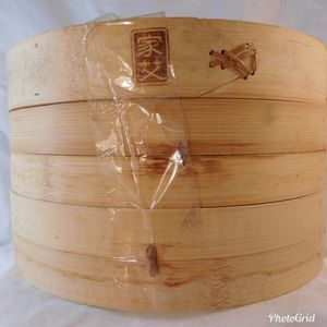 Bamboo steamer for Sale in Linwood, NJ