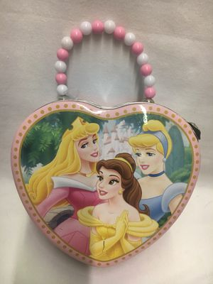 Disney Princess Metal Purse for Sale in St. Peters, MO