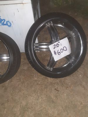 26's UNIVERSAL for Sale in Grand Prairie, TX