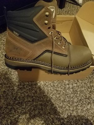 Red Wing Irish setter work boots, brand new. SIZE 10 1/2 for Sale in Turlock, CA