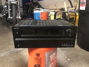 Onkyo TX-NR509 Receiver for Sale in Huntington Beach, CA