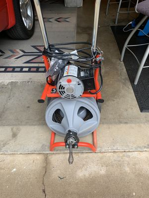 Drain cleaning machine for Sale in Buford, GA
