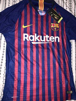 FC Barcelona Nike Vaporknit Jersey for Sale in Mesa, AZ