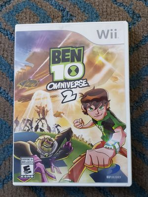 Ben 10: Omniverse 2 (Nintendo Wii, 2013) for Sale in Chambersburg, PA