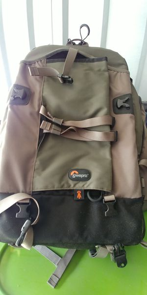 Lowepro Video/camera backpacks for Sale in Clayton, NC