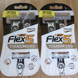 Shave For Men - Bic (Flex 4 & Flex 5) for Sale in City of Industry,  CA