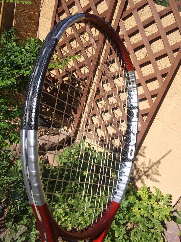 Head racquet
