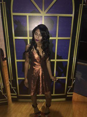Rose gold metallic dress for Sale in Berkeley, MO