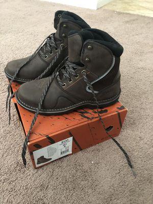 Redwing work boots steel toe. Women's 8 W. for Sale in La Verne, CA
