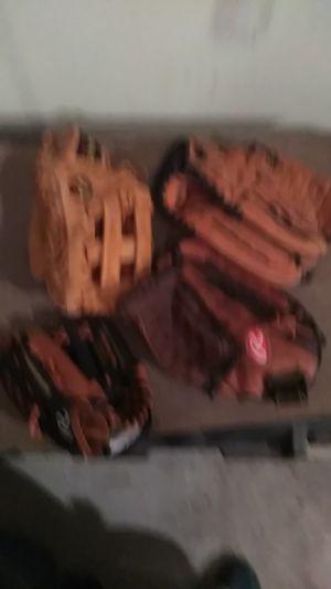 More baseball gloves for Sale in Fairburn, GA