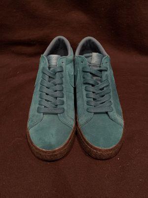Nike SB Blazer Zoom Low- Geode Teal /Geode Teal/Black- Size 8.5 for Sale in Encinitas, CA