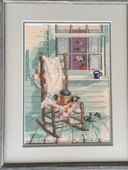 Vintage Framed/Matted Needlework for Sale in Sheboygan,  WI