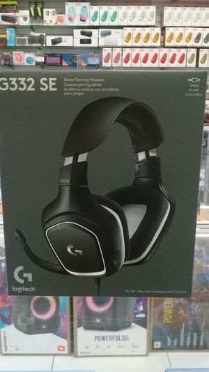Logitech G332 SE Stereo Gaming Headset for Sale in Sunrise, FL