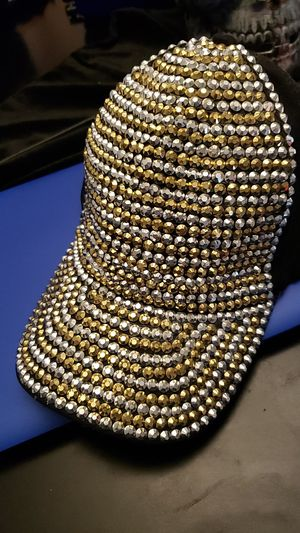 Gold and silver cap for Sale in Houston, TX