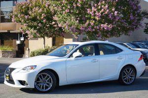 2015 Lexus IS 250 for Sale in San Rafael, CA