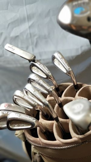 Cleveland ta3 golf clubs for Sale in San Bernardino, CA