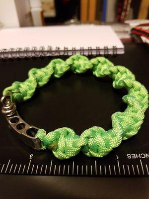 Paracord bracelet for Sale in Orlando, FL