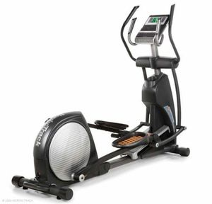 NordicTrack AudioStrider 990 Elliptical (working, but damaged) for Sale in Glen Burnie, MD