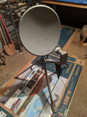 Mobile satellite dish. for Sale in Gaffney, SC