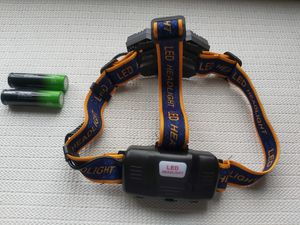 XML T6 LED Head lamp Rechargeable Light Waterproof 5 modes Flashlight for Sale in San Diego, CA
