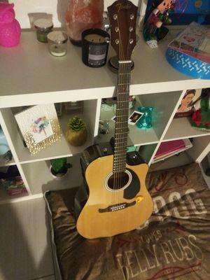 Fender guitara for Sale in San Bernardino, CA