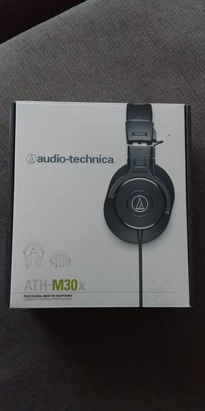 Audio-Technica Pro Headphones for Sale in Folsom, CA