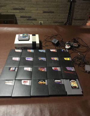 NES Nintendo original lot 21 games for Sale in Moon, PA