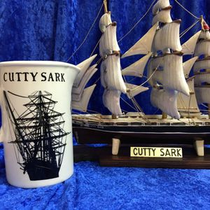 Cutty Sark Sailboat & Pitcher for Sale in Fort Lauderdale, FL