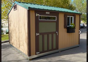 Tuff Shed Storage or Workspace for Sale in Visalia, CA