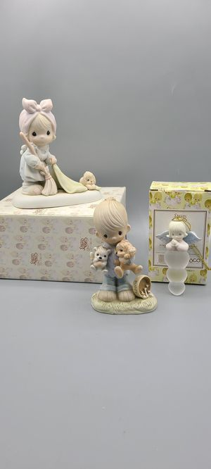Three Collectable Precious Moments for Sale in Phoenix, AZ